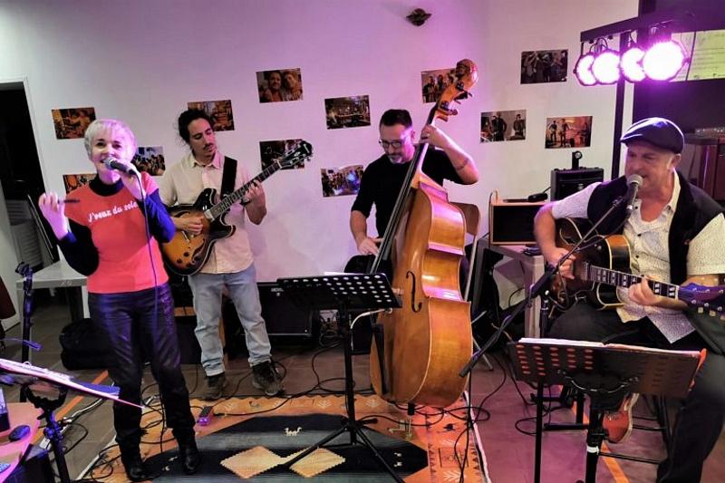 Réussite de la soirée Swing Jazz à la Forge